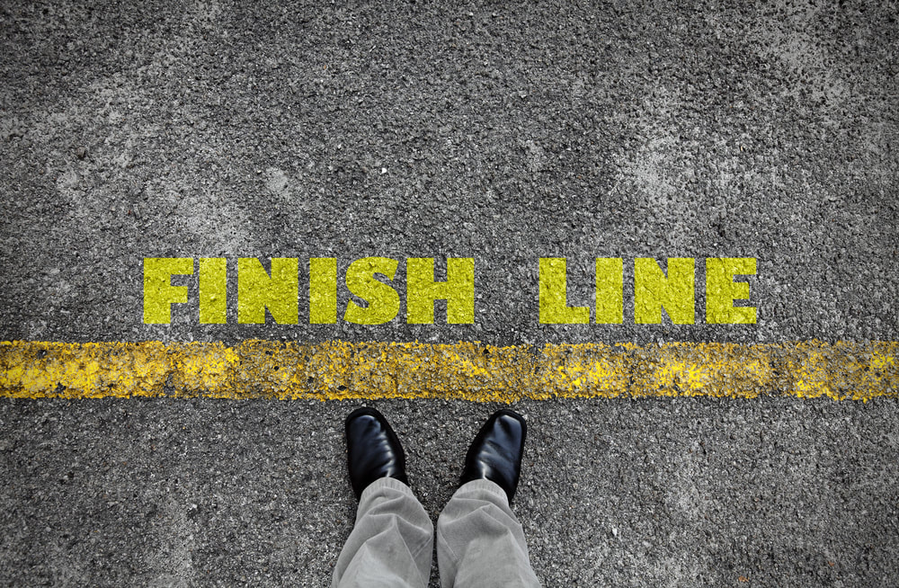 Finishing Your Goals